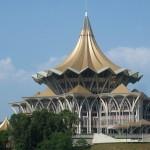 Gebouw Kuching
