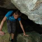Kleine grot