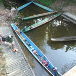 Onze longboat