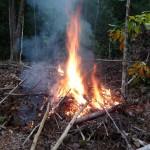 Vuurtje stoken