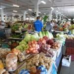 plaatselijke markt