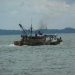 Mooi vissersbootje..