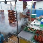 Gerookte vis & vlees