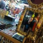 Boze spiegel