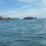 vissersschepen
