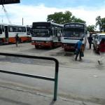 Op zoek naar de goede bus