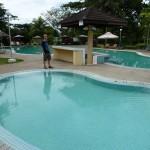 Lekker relaxen aan het zwembad