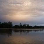Lichte onweer
