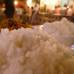Rijst... rijst en nog eens rijst