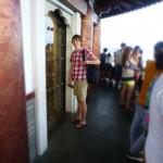 Op de pagode