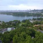 Uitzicht pagode