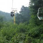 Kabelbaan naar boven