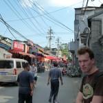 Op de straat