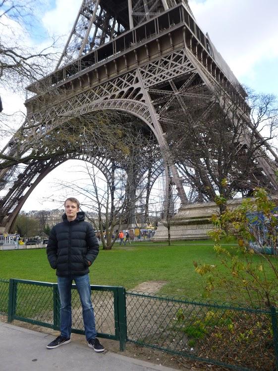 Alex Mostert Eiffeltoren