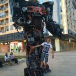 Robots nemen de plaats over