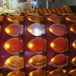 Lampjes voor de nabestaanden