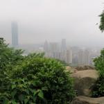 Uitzicht over Taipei