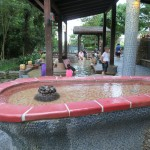 Jiaoxi hotsprings