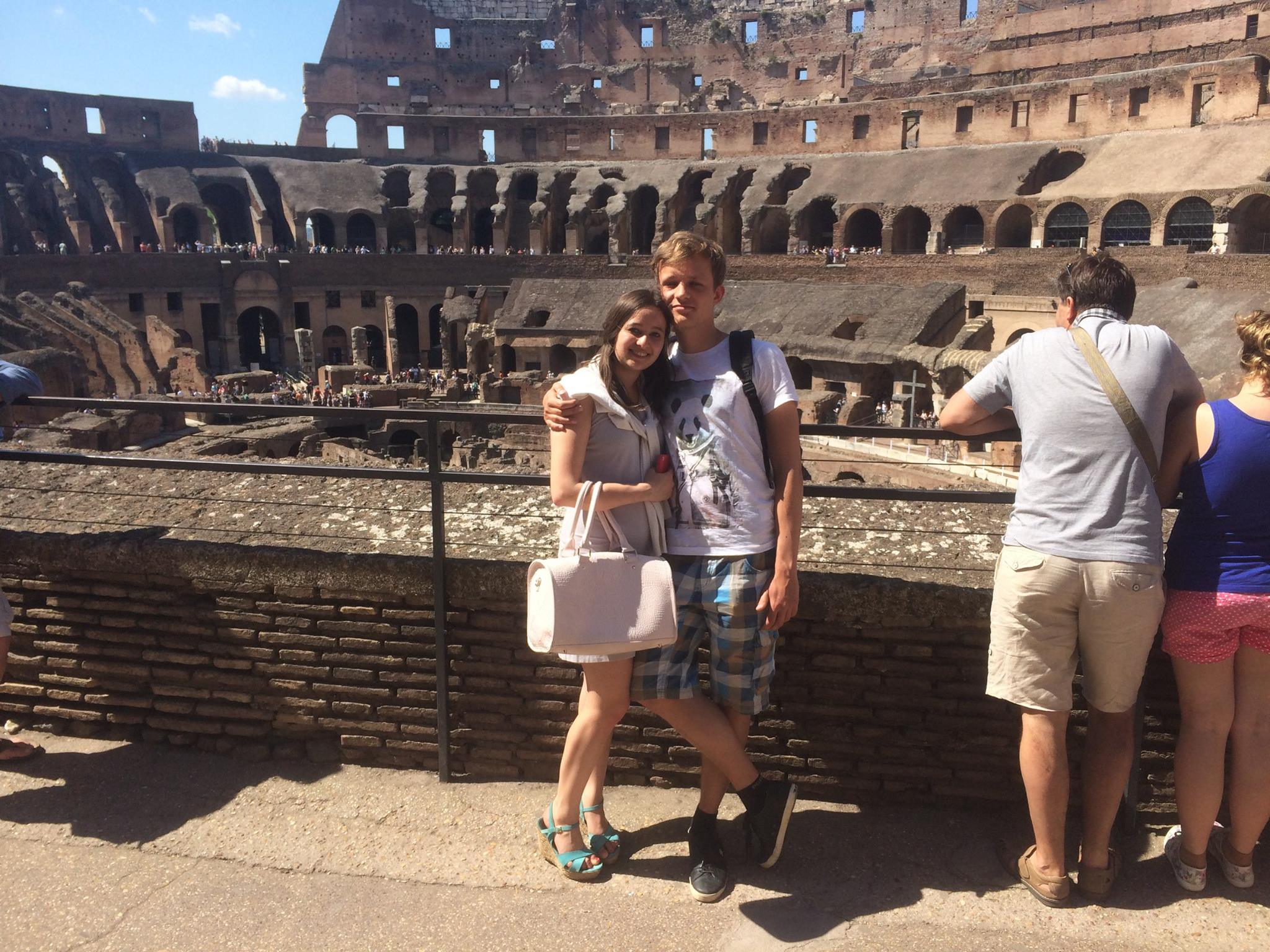 Rome reis